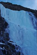 Rock Climbing Photo: The first pitch of Stairway To Heaven as of Jan 20...