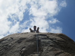 Rock Climbing Photo: Mt. Woodson