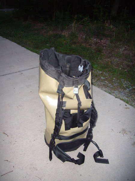 Rock Climbing Photo: El Cap haul bag