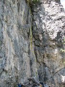 Rock Climbing Photo: Unknown 6, 5.7