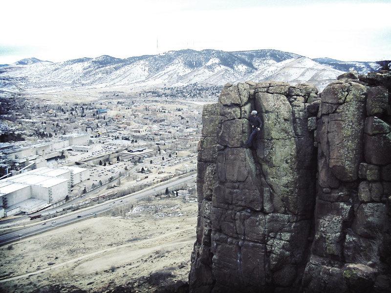 Rock Climbing Photo: ntm.