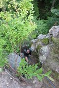 Rock Climbing Photo: If you go to the top instead of stopping at the an...