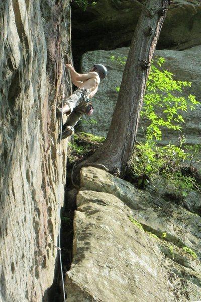Rock Climbing Photo: austin...