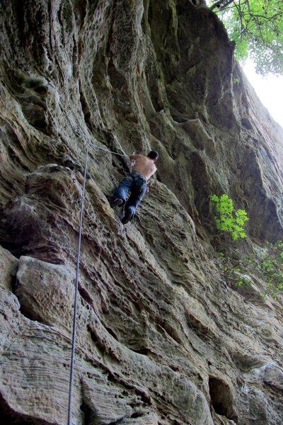 Rock Climbing Photo: jakob...