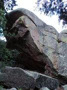 Rock Climbing Photo: Bladerunner and the variation going left (with qui...