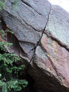 Rock Climbing Photo: Move Like A Stud.