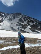 Rock Climbing Photo: El Diente north face Photo:Abe