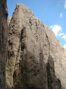 Rock Climbing Photo: This is a climb worth dedicating some time to. The...