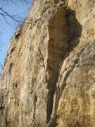 Rock Climbing Photo: Kelly's Arete is one of the most striking lines on...