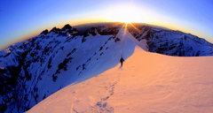 Rock Climbing Photo: Pyramid Peak photo copyright Jordan White