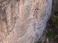 Rock Climbing Photo: Area of Suspicion