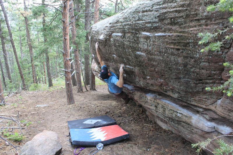 Rock Climbing Photo: Plush