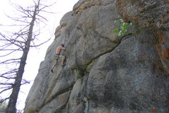 Rock Climbing Photo: Fit for Life