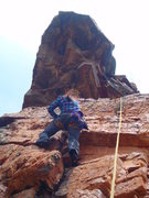 Rock Climbing Photo: Locale