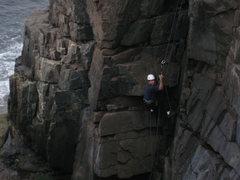 Rock Climbing Photo: Taking a break