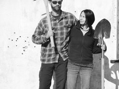 Rock Climbing Photo: We weren't posing.  At yet another undisclosed loc...