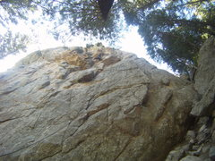 Rock Climbing Photo: Go Pro sequence shot, Tom Jensen moving through th...