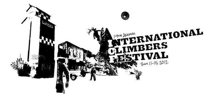 Rock Climbing Photo: Climbers' Festival Teeshirt