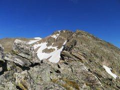 Rock Climbing Photo: More easy stuff.