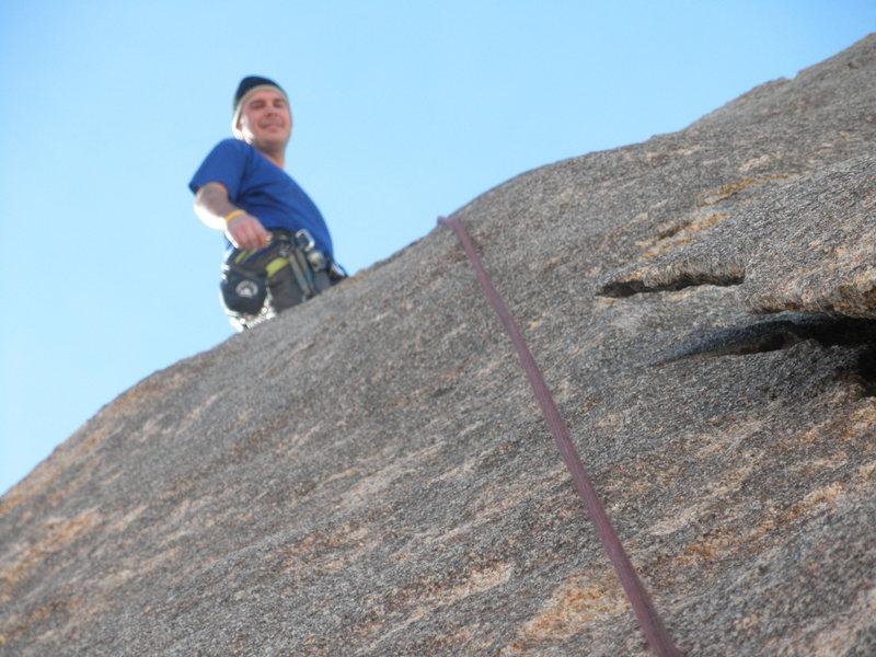 Rock Climbing Photo: Joshua Tree 2011