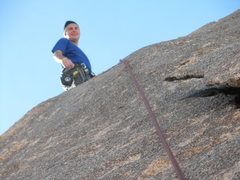 Rock Climbing Photo: Joshua Tree 2011