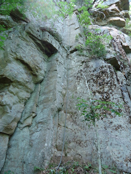 Rock Climbing Photo: Angels and Demons 5.10