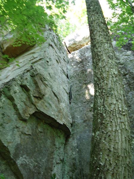 Rock Climbing Photo: Angels Corner 5.8+