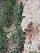 Rock Climbing Photo: GC 2.