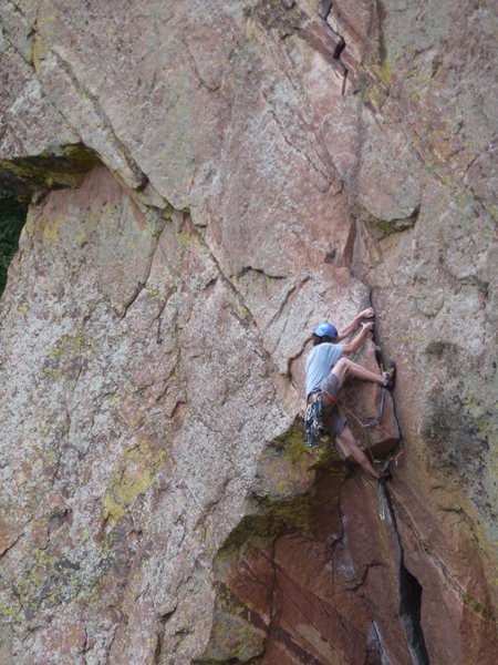 Rock Climbing Photo: GC 3.