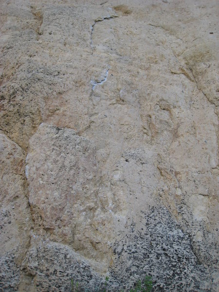Rock Climbing Photo: Sandman