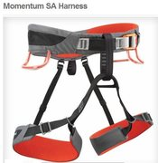 Rock Climbing Photo: Black Diamond Momentum SA harness