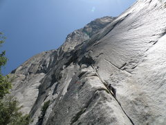 Rock Climbing Photo: Yosemite recon trip.