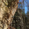 Military Wall, Red River Gorge, Kentucky