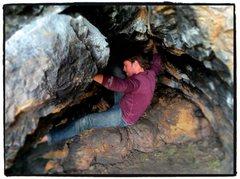 Rock Climbing Photo: HoboCave