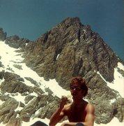 Rock Climbing Photo: Pineapple.