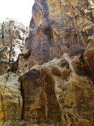 Rock Climbing Photo: Thinking positively on Negative 29.   Photo by: Ke...