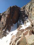 Rock Climbing Photo: Total Abandon, 6/2/12.