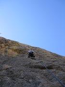 Rock Climbing Photo: Ridgeline Mt Lemmon