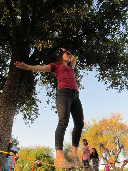 Rock Climbing Photo: Tucson