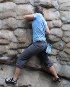 Rock Climbing Photo: Horse Pens 40, AL