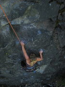 Rock Climbing Photo: La vida locomotive