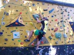 Rock Climbing Photo: outdoor wall