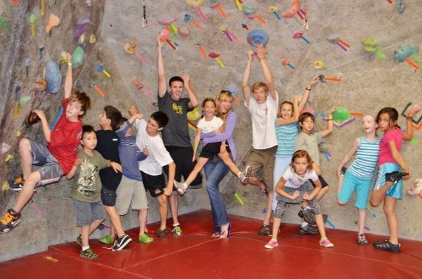 Beginner Climbing Camp<br> For beginner rock climbers with little or no experience who want to learn the essential skills and techniques necessary to enjoy this awesome sport! Mon, Tue,Wed will be indoor climbing (9am-noon). Weather permitting, Thu and Fri will be outdoor climbing at North Table Mesa in Golden (7am-1pm)<br> $125 Resident, $155 Non-Resident<br> June 11th - 15th<br> July 9th - 13th<br> July 16th - 20th<br> <br> Intermediate Climbing Camp<br> For rock climbers who have a lot of experience climbing indoors and are looking to take their climbing to a higher level. Improve your strength, technique, power and confidence! Learn the skills to advance your climbing and enhance your experience. Mon, Tue, Wed will be indoor climbing (9am-noon). Weather permitting, Thu and Fri will be outdoor climbing at North Table Mesa in Golden (7am-1pm).<br> $125 Resident, $155 Non-Resident<br> June 18th - 22nd<br> July 23rd - 27th<br> <br> Register online at http://www.lakewood.org/registeronline/ or call 303-987-5400<br> For more information on climbing programs call 303-987-4813