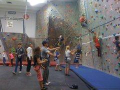Rock Climbing Photo: Lakewood Open Wall Climbing $5.00 drop in fee to c...
