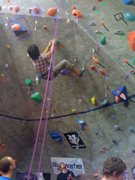 Rock Climbing Photo: Rock Steady Competition