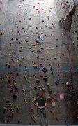 Whitlock Rock Climbing Wall