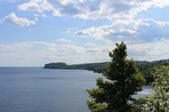 Rock Climbing Photo: Looking to the South west from Shovel Point