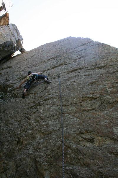 Rock Climbing Photo: 5.9+ *** narcolepsy wall