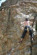Rock Climbing Photo: 5.11b * challenge buttress