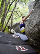Rock Climbing Photo: For the SDS, start with you hands on a low, juggy ...